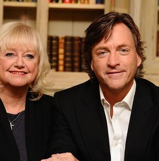 Judy Finnigan and Richard Madeley have been talking frankly about death