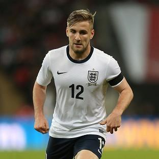Burnley and Pendle Citizen: Luke Shaw made his one and only England appearance to date against Denmark in March