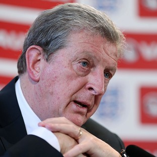 Roy Hodgson is happy to give youth a chance in Brazil