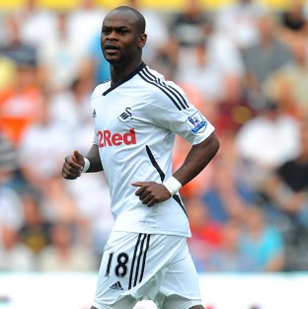 Burnley and Pendle Citizen: Leroy Lita was among the players released by Swansea