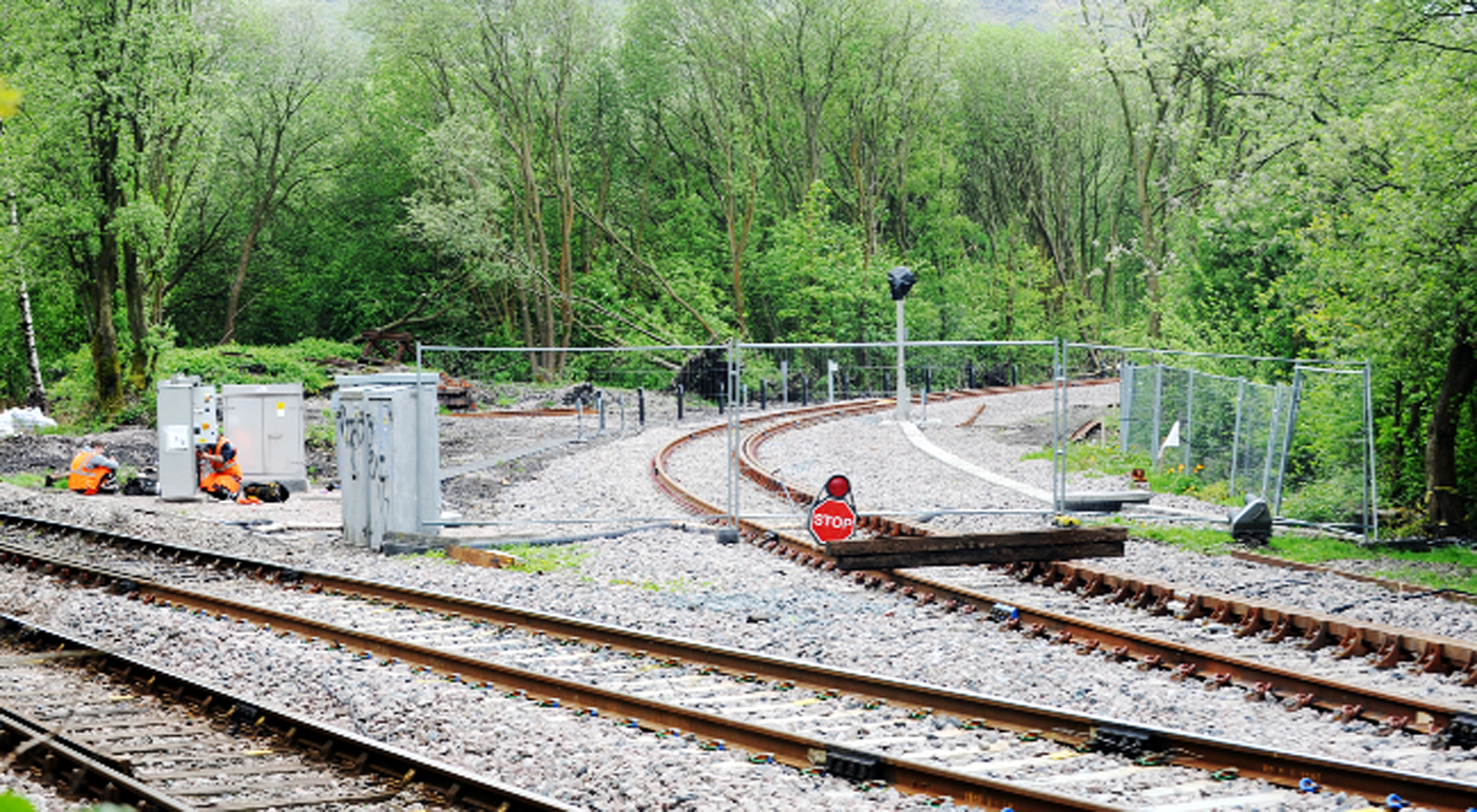 Todmorden curve: No trains until December