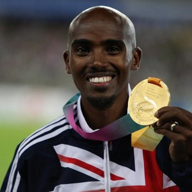 Burnley and Pendle Citizen: Mo Farah gave organisers a boost by announcing he will compete
