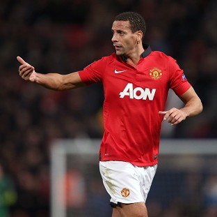 Rio Ferdinand is departing Old Trafford