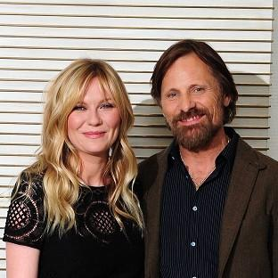 Kirsten Dunst and Viggo Mortensen star in The Two Faces Of January