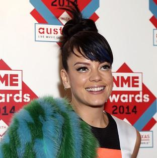 Lily Allen passed up a role in Game Of Thrones