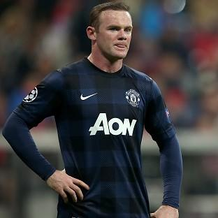 Wayne Rooney has endured a tough year at club level