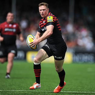 Chris Ashton scored Saracens' third try