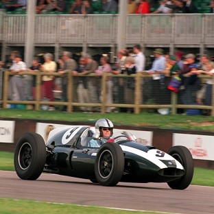 Sir Jack Brabham won three world titles