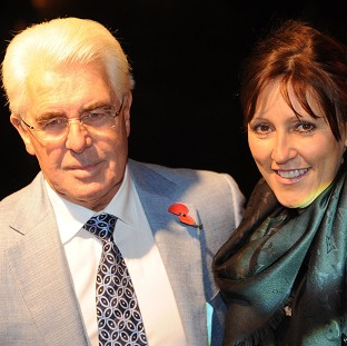 Max Clifford's marriage to Jo Westwood has ended following his recent jailing for indecent assaults