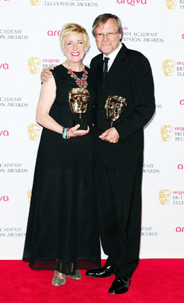 Burnley and Pendle Citizen: Julie Hesmondhalgh and David Neilson.