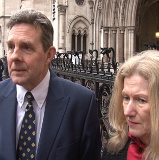 Paul and Sandra Dunham are set to be handed over for extradition to the United States