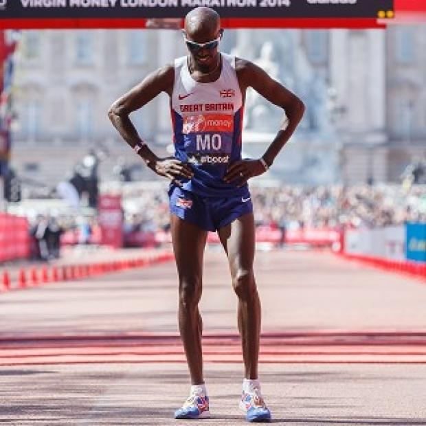 Burnley and Pendle Citizen: Mo Farah will not compete in the Bupa London 10,000