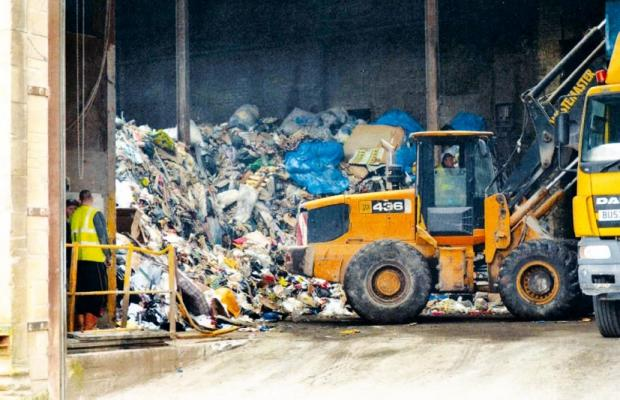 The permit to carry out waste operations at the site currently belongs to Hapton Trading Ltd