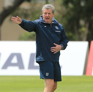 Roy Hodgson has been preparing his players for conditions in Brazil