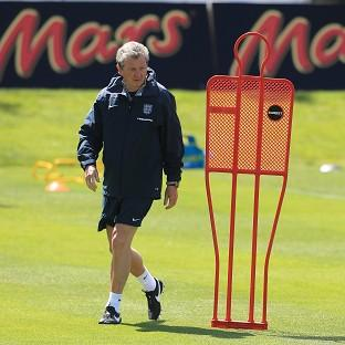 Roy Hodgson's side are currently training in Portugal ahead of the World Cup in Brazil