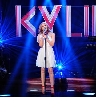 Burnley and Pendle Citizen: Kylie Minogue sang The Locomotion at a party in Cannes