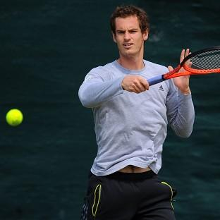 Andy Murray has been drawn against Andrey Golubev in the opening round of the French Open