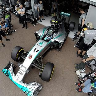 Burnley and Pendle Citizen: Nico Rosberg is under investigation by the Monaco Grand Prix stewards