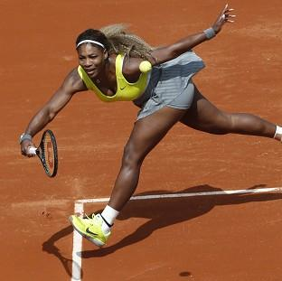 Burnley and Pendle Citizen: Serena Williams eased to a 6-2 6-1 victory over Alize Lim in Paris (AP)
