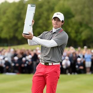 Rory McIlroy is seeking more majors after his win at Wentw