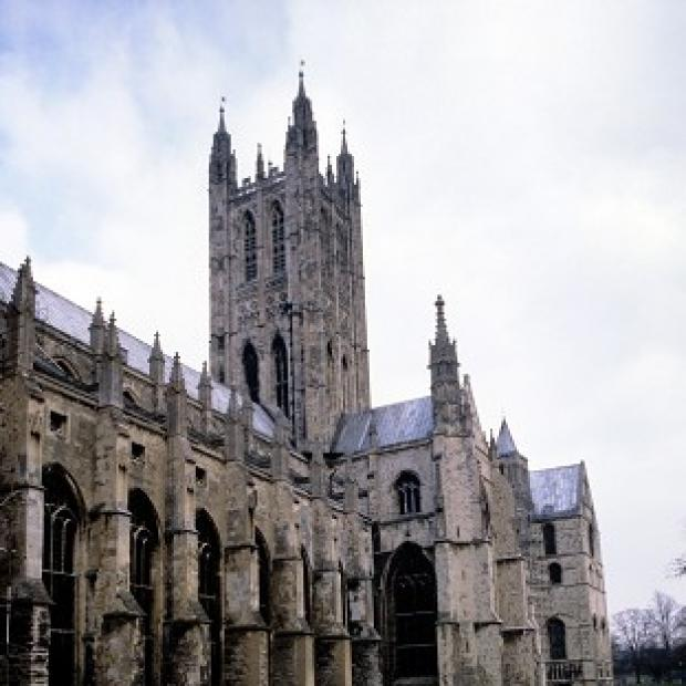 Burnley and Pendle Citizen: Canterbury Cathedral has been awarded �11.9 million by the Heritage Lottery Fund.
