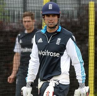 Alastair Cook did not feature in England's 157-run defeat against Sri Lanka in Durham
