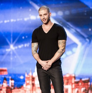 Darcy Oake says he had been agonising over his Britain's Got Talent semi-final act for a long time