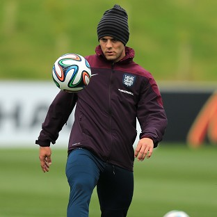 Jack Wilshere is desperate to make the nation proud