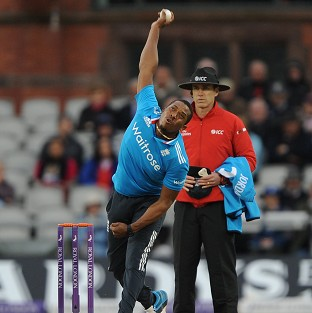 Man-of-the-match Chris Jordan took a career-best five for 29 as England beat Sri Lanka at Emirates Old Trafford