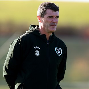 Former midfielder Roy Keane could soon return to Celtic as their manager