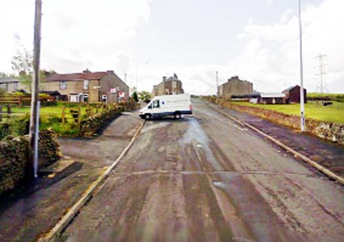 Burnley and Pendle Citizen: Guide village where the Jones family have lived since moving there in 2010