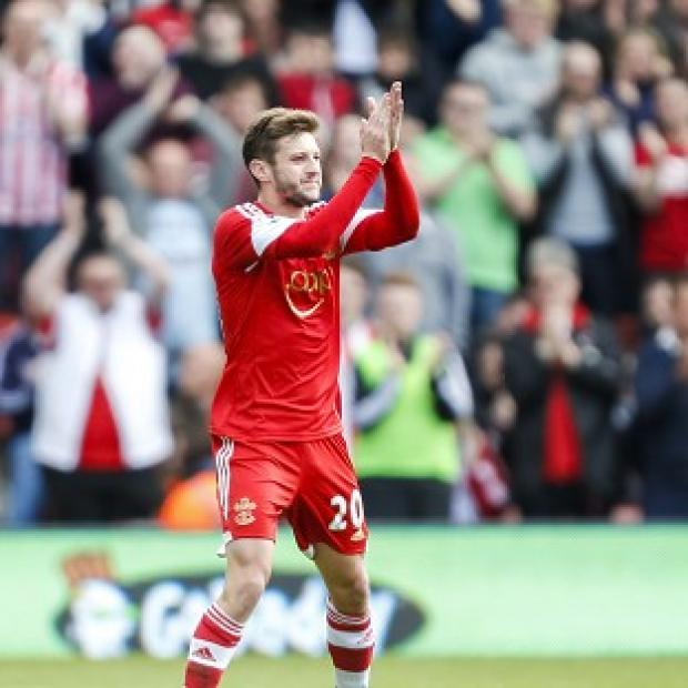 Burnley and Pendle Citizen: Liverpool have made a bid for Southampton midfielder Adam Lallana