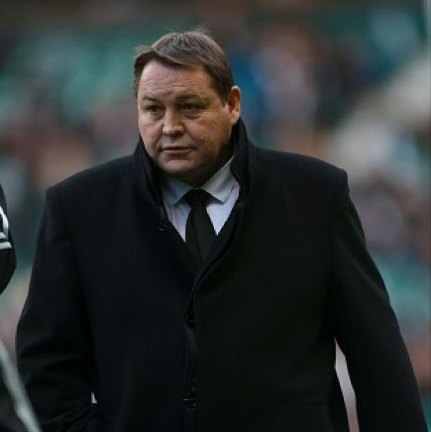 Burnley and Pendle Citizen: Steve Hansen expects a tough examination against England