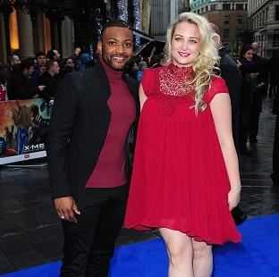 Burnley and Pendle Citizen: JB Gill and wife Chloe are set to become parents