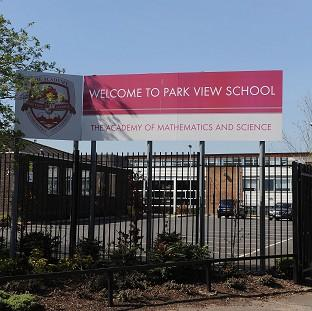 Park View School, which is being investigated after allegations of a hardl
