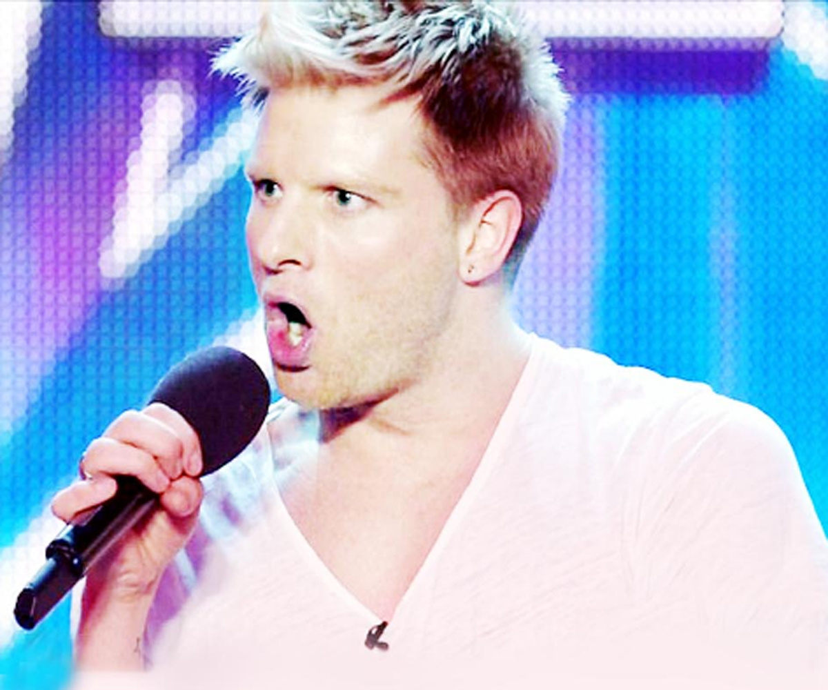 East Lancs Britain's Got Talent star goes back to Basics