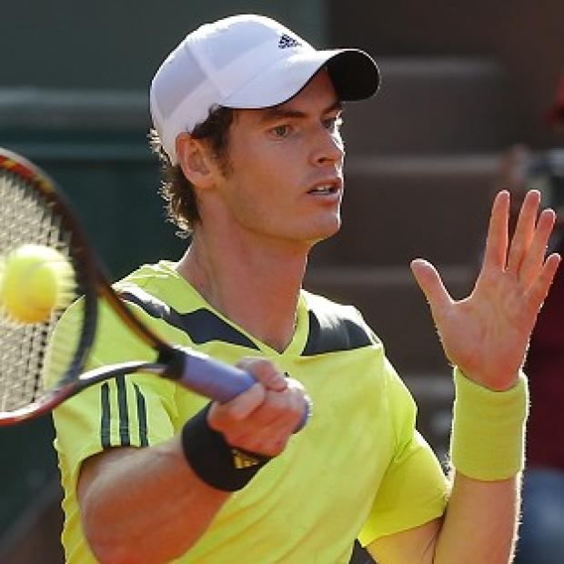 Burnley and Pendle Citizen: Andy Murray will meet friend Gael Monfils in the quarter-finals (AP)