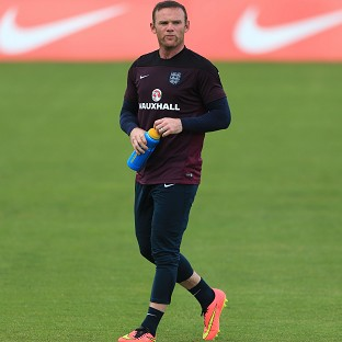 Wayne Rooney is set for a wide role with England