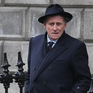 Gabriel Byrne is the star of Quirke