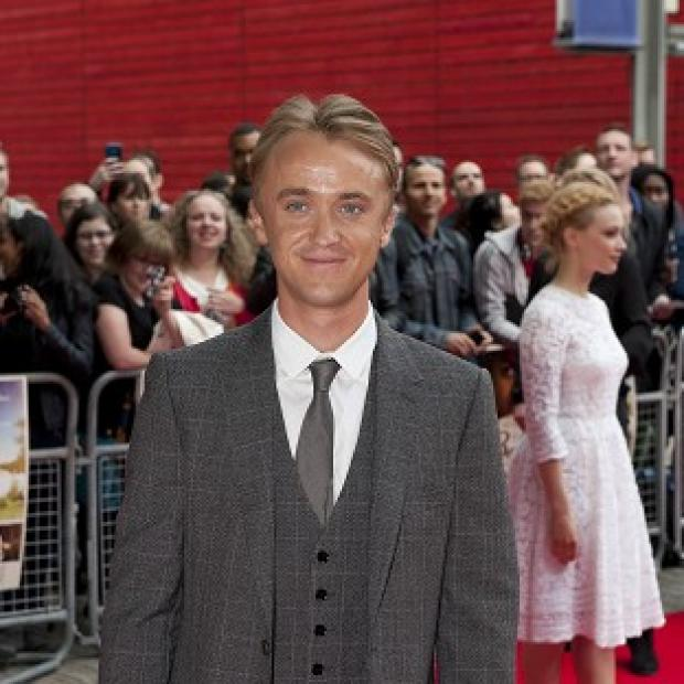 Burnley and Pendle Citizen: Tom Felton admitted he enjoys playing the villain