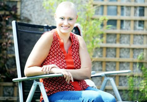 Burnley and Pendle Citizen: Lisa Roberts is one of the cancer battlers setting up a 'wig bank' for people undergoing chemotherapy