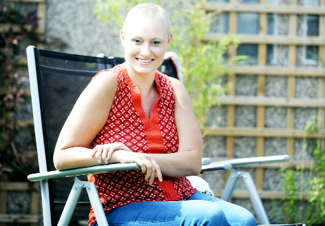 Lisa Roberts is one of the cancer battlers setting up a 'wig bank' for people undergoing chemotherapy