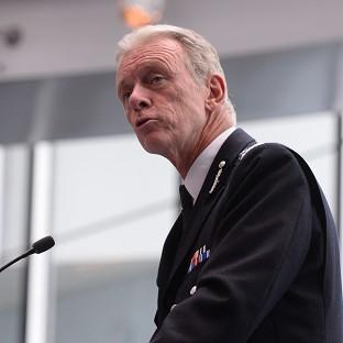 Sir Bernard Hogan-Howe said he has been concerned with how police investi