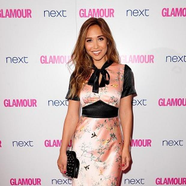 Burnley and Pendle Citizen: Myleene Klass has a new man in her life