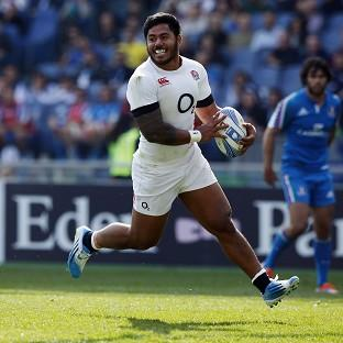Manu Tuilagi will play on the wing in the second Test against New Zealand