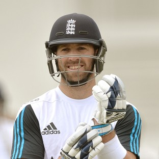Matt Prior is back in the England set-up