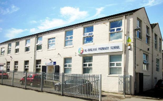 Burnley and Pendle Citizen: Al-Ikhlaas Primary School, in Norfolk Street, Nelson