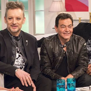 Culture Club are happy back together
