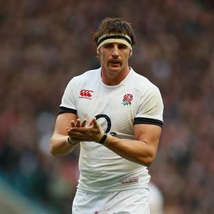 Tom Wood has told England to keep emotions in check