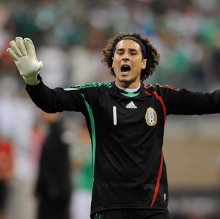 Guillermo Ochoa is excited about the prospect of facing the tournament hosts next